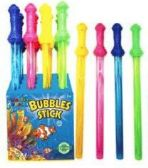 24 Units of 24 Inch Colorful Bubbles Sticks - Bubbles