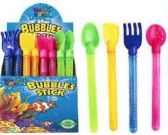 48 Units of 13.5 Inch Colorful Bubbles Sticks - Bubbles