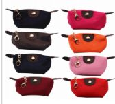 48 Units of Small Assorted Color Cosmetic Bag - Cosmetic Cases