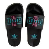 12 Units of Mens Savage Neon Slide - Men's Flip Flops and Sandals