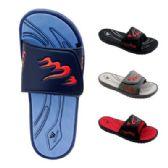 48 Units of Mens Velcro Slide - Men's Flip Flops and Sandals