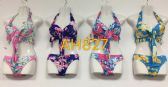 72 Units of Women's Two Piece Swimwear Bathing Suits - Womens Swimwear