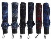 60 Units of Mini Assorted Printed Umbrellas - Umbrellas & Rain Gear