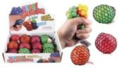 48 Units of Two Tone Squishy Ball - Slime & Squishees