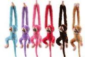 48 Units of Monkey Doll With No Sound - Dolls