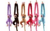 48 Units of Monkey Doll With Sound - Dolls
