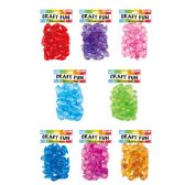 48 Units of Acrylic crystal - Craft Beads