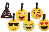 48 Units of Expression Emoji Luggage Tag - Travel & Luggage Items