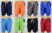 72 Units of Men's Assorted Color Bathing Suit, Size S-XL - Mens Bathing Suits