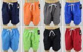 72 Units of Men's Assorted Color Bathing Suit, Size M-2XL - Mens Bathing Suits