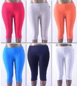 72 Units of Women's Millennium Capri Plus Size, 1X-3X - Womens Capri Pants
