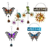 36 Units of Hanging Harden Wind Chimes - Wind Spinners