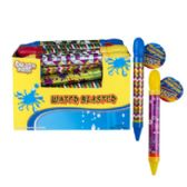 36 Units of Junior Sized Water Blaster Tube - Summer Toys