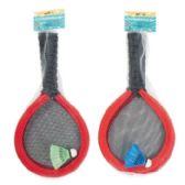 24 Units of Over sized Foam Badminton Racket Set - Sports Toys
