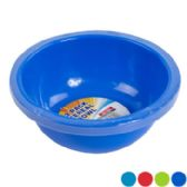 48 Units of 3 Pack Plastic Bowl - Plastic Bowls and Plates