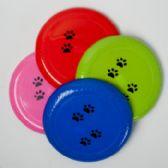 48 Units of Dog Paw Flying Disc - Summer Toys