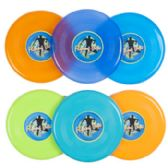 72 Units of Assorted Colors Flying Disc - Summer Toys