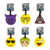 48 Units of Emoji Luggage Tags - Travel & Luggage Items