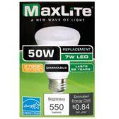 72 Units of Maxlite One Pack PAR20 LED Bulb 7 Watt - Lightbulbs