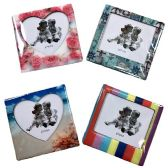 72 Units of Photo Frame Magnet Assorted styles. - Refrigerator Magnets