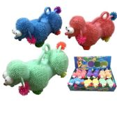 36 Units of Light Up Spike Poodle - Light Up Toys