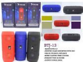 4 Units of TALL LED BLUETOOTH PORTABLE SPEAKER - Speakers and Microphones