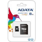 12 Units of ADATA 8G MEMORY CARD - Cell Phone Accessories