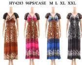 96 Units of Maxi Dresses with Lace Shoulder Assorted - Womens Sundresses & Fashion