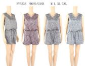 96 Units of Short Jumpsuit Assorted - Womens Rompers & Outfit Sets