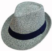 36 Units of Men Blend Fedora Hat - Fedoras, Driver Caps & Visor