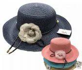 5ee1beb78e1bc HOTSELLER 36 Units of Womens Straw Sun Hat