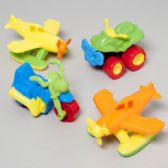 48 Units of Sand Vehicle Toys - Beach Toys