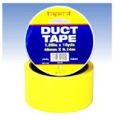 """54 Units of Yellow Duct Tape 1.89"""" X 10 YDS - Tape"""