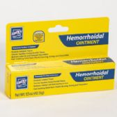 24 Units of Lucky Hemorrhoidal Ointment 1.5oz Boxed - Pain and Allergy Relief