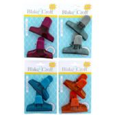 48 Units of Bag Clips Two Pack - Clips and Fasteners
