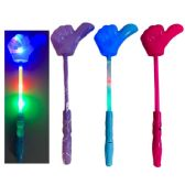 "36 Units of 13"" Light Up Wand [Thumbs Up] - Toy Sets"