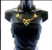 12 Units of Large chain linked necklace - Necklace
