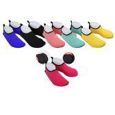 48 Units of Wholesale Kids Water Shoes, Aqua Shoes Unisex - Girls Sandals