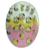 144 Units of Enamel Easter Pins - Easter
