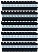 240 Units of Yacht & Smith Wholesale Bulk Womens Crew Socks, Cotton Sport Athletic Socks - Black - 240 Packs - Womens Crew Sock