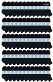 60 Units of Yacht & Smith Kids Cotton Quarter Ankle Socks In Black Size 4-6 - Boys Ankle Sock