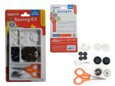 144 Units of Sewing Kit 50pc/Set - Sewing Supplies