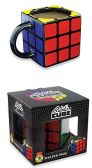 24 Units of Rubiks Cube Mug Ceramic Packed In Gift Box - Kitchen Gadgets & Tools