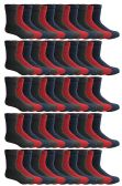 180 Units of Yacht & Smith Women's Warm Thermal Boot Socks - Womens Thermal Socks