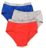 24 Units of Men's Fruit Of the Loom 3pack Briefs, Size S - Mens Underwear