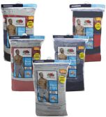 24 Units of Men's Fruit Of the Loom 3 Pack Boxer Brief, Size 2XL - Mens Underwear