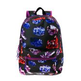 "24 Units of 17"" Kids Classic Padded Backpacks in MINERAL Print - Backpacks 17"""