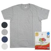 72 Units of Men's Fruit Of the Loom Pocket T-Shirt ,Size Medium - Mens T-Shirts