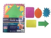 144 Units of 5 Piece Pre-Cut Poster Boards - Poster & Foam Boards