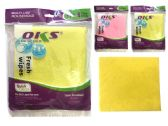 24 Units of 6 Piece Microfiber Cleaning Cloth - Dish Drying Racks